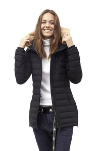 Moose Knuckles Ladies Roselawn Jacket Black