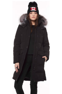 Moose Knuckles Ladies Salmon River Parka