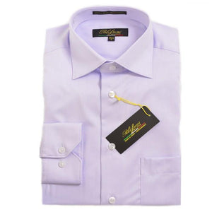 Polifroni Milano | Lavender Cotton Dress Shirt