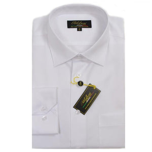 Polifroni Milano | White Cotton Dress Shirt