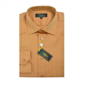 Polifroni Milano | Gold GC350 Veneto Regular Fit Dress Shirt