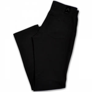 ALBERTO | Modern Fit Ceramica Stone Dress Pant - Black