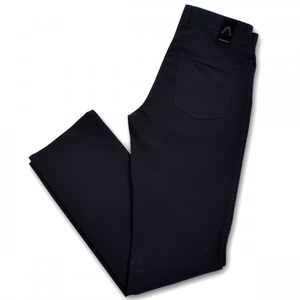 ALBERTO | Modern Fit Ceramica Stone Dress Pant - Navy