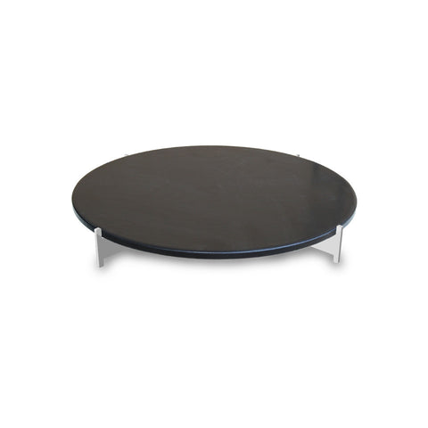 LotusGrill Pizza Stone  Set - XL - Grill Time Inc. LotusGrill live2grill