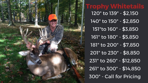 Candywood Trophy Whitetails