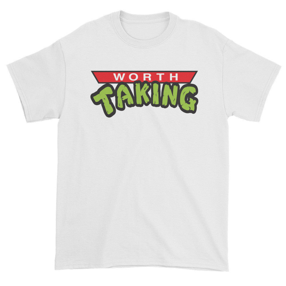 Worth Taking Turtles Tee