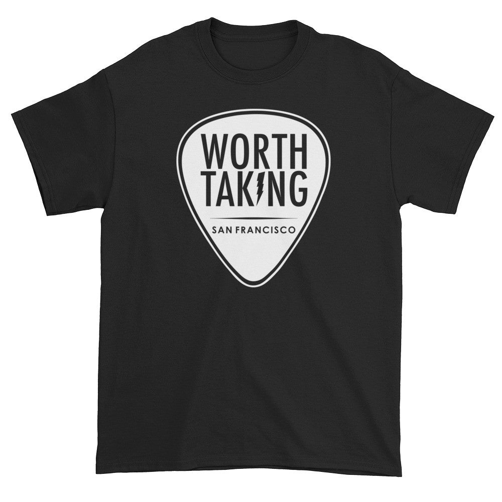Worth Taking Pick Logo Tee