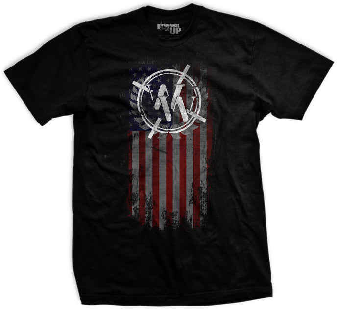 Men's Ranger Up Freedom Tee
