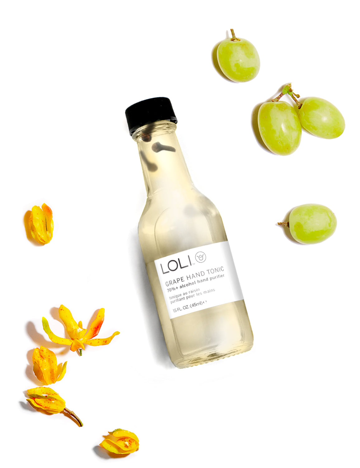 Chamomile Lavender Water by LOLI Beauty #12