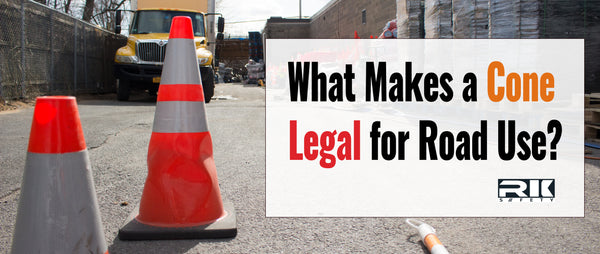 What Makes a Cone Legal for Road Use?
