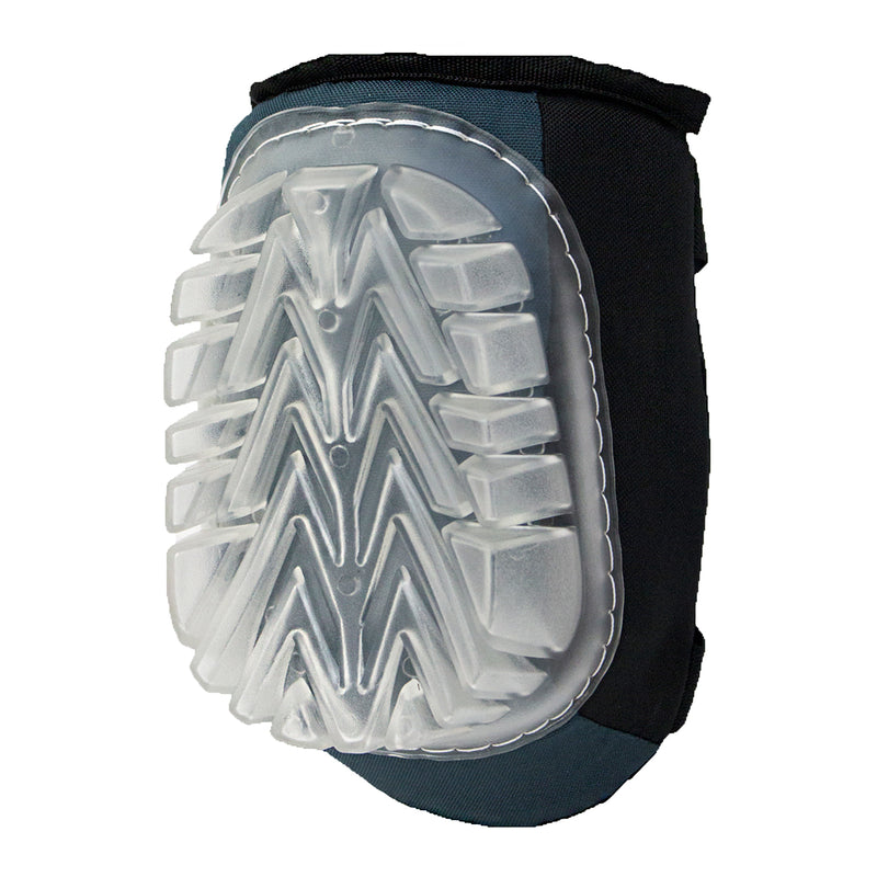 RK Safety RK-KP12 Knee Pads with Heavy Duty Foam Padding and Comfortable Gel Cushion with Adjustable Strong Dual Straps (Clear Gel)-RK Safety-RK Safety
