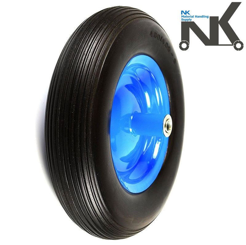 NK WFF16BK Flat-Free Wheelbarrow Tire-NK-RK Safety