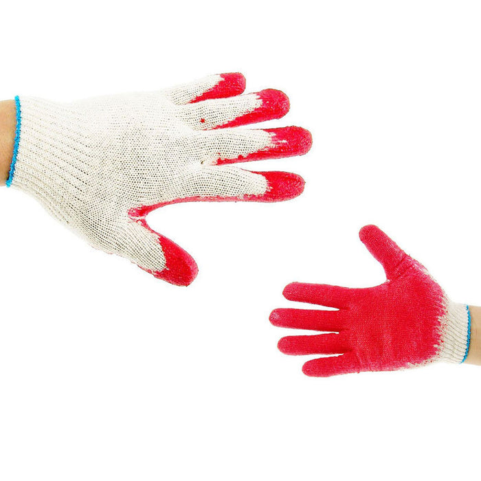 Better Grip® String Knit Latex Palm Coated Gloves - RK Safety