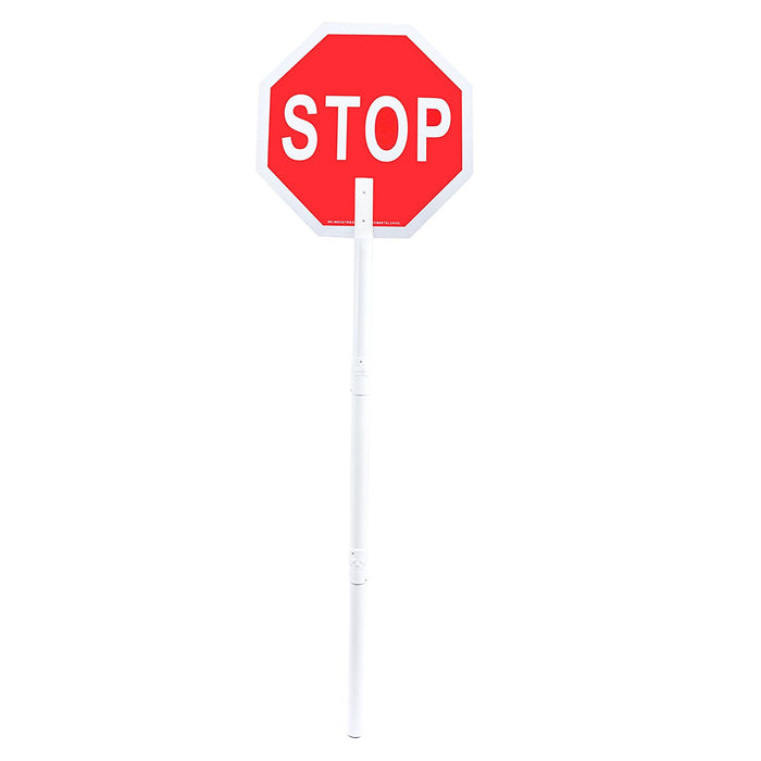 PVC Pole Mount for Stop Slow Sign - STSLPIPE - RK Safety