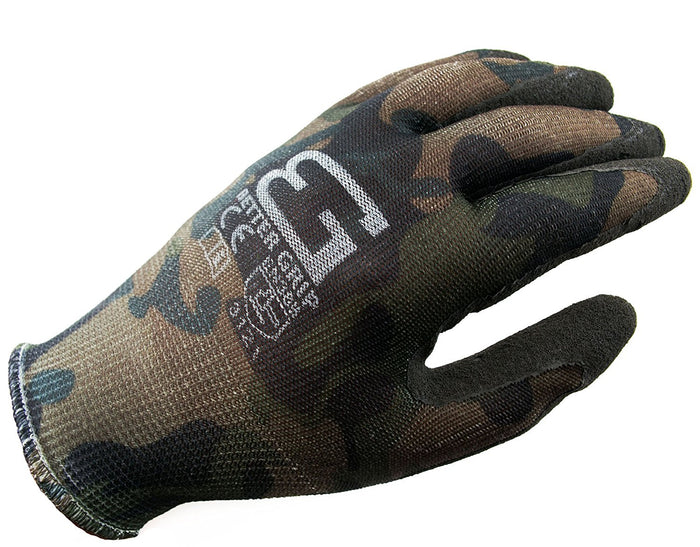 Better Grip® Ultra Thin Sandy Latex Coated Gloves - BGSMT1 - RK Safety