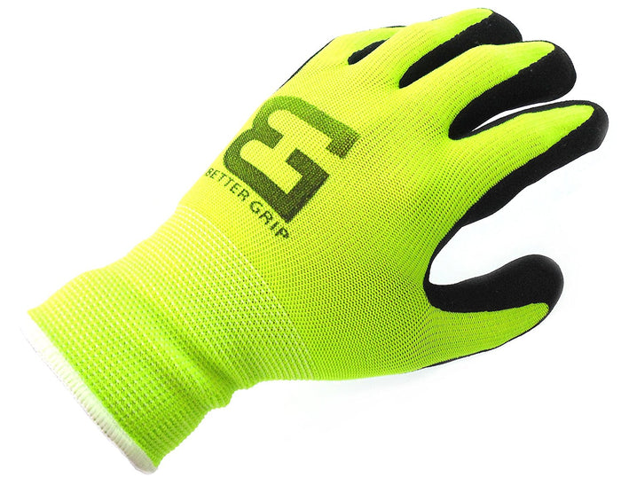 Better Grip® Ultra Thin Sandy Latex Coated Gloves - BGSL1 - RK Safety