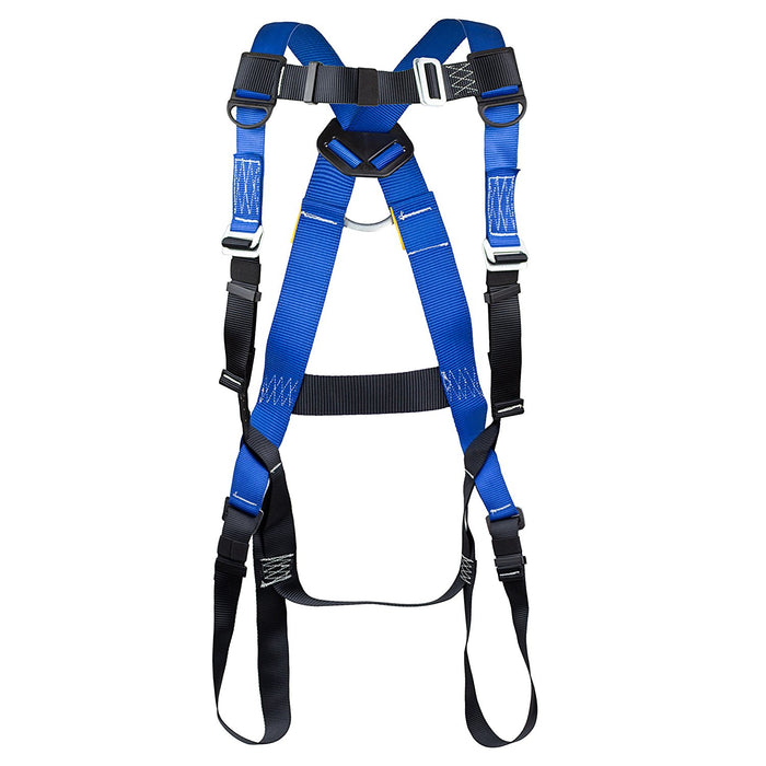 Spidergard Single D-Ring Full Body Harness Bundle-Spidergard-RK Safety