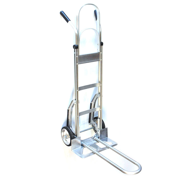 NK HTA-14U Aluminum Hand Truck, Folding Nose Extension, Fully Assembled (Local Pickup Only) - RK Safety
