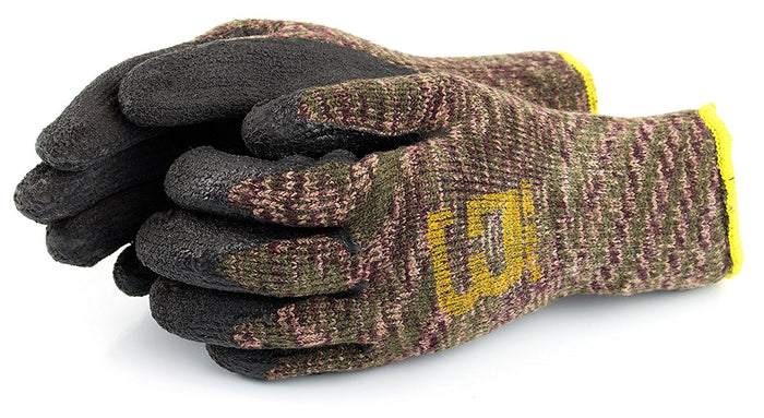 Better Grip® Insulated Rubber Coated Crinkle Gloves - BGWLAC-MT-Better Grip-RK Safety