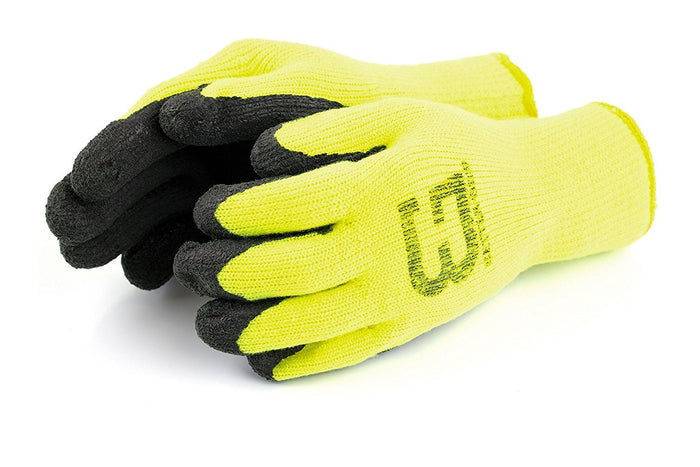 Better Grip® Insulated Rubber Coated Crinkle Gloves - BGWLAC-LM - RK Safety