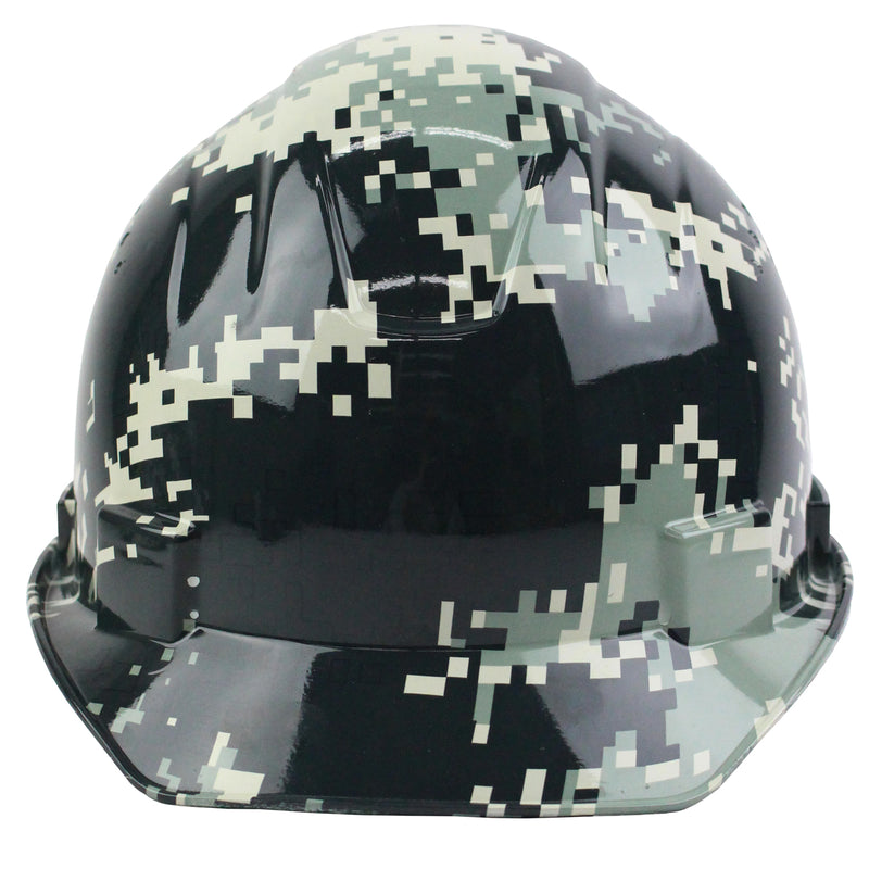 RK Safety RK-HP34-CAMO Designed Hard Hat Cap Style with 4 Point Ratchet Suspension-RK Safety-RK Safety