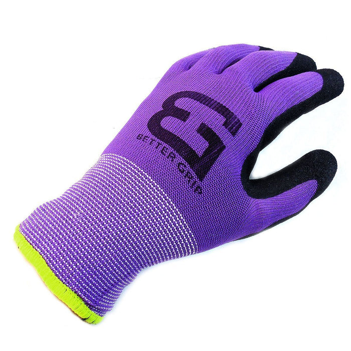 Better Grip® Double Lining Rubber Coated Gloves - BGWANS-PP-CS-Better Grip-RK Safety