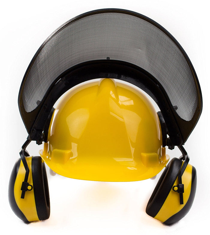 RK-SCH101 Industrial Forestry Chainsaw Safety Helmet Combo Set - RK Safety