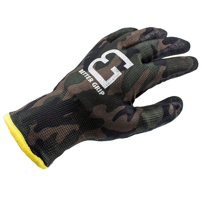 Better Grip® Double Lining Rubber Coated Gloves - BGWANS-MT-Better Grip-RK Safety