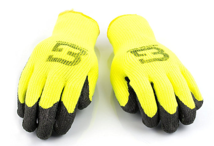 Better Grip® Insulated Rubber Coated Crinkle Gloves - BGWLAC-LM-Better Grip-RK Safety