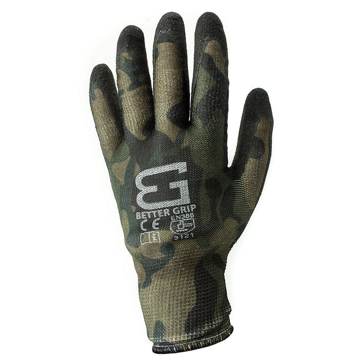 Better Grip® Ultra Thin Sandy Latex Coated Gloves - BGSMT1-Better Grip-RK Safety