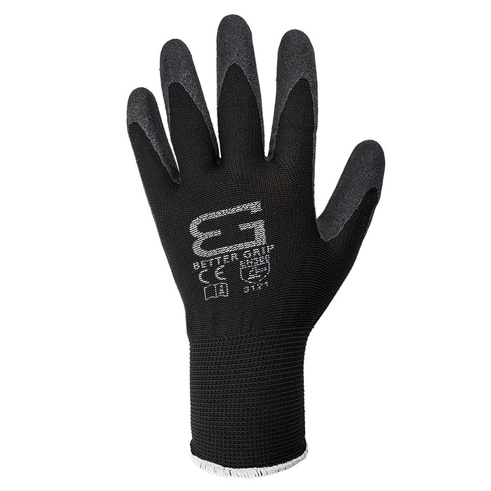 Better Grip® Ultra Thin Sandy Latex Coated Gloves - BGSB1 - RK Safety