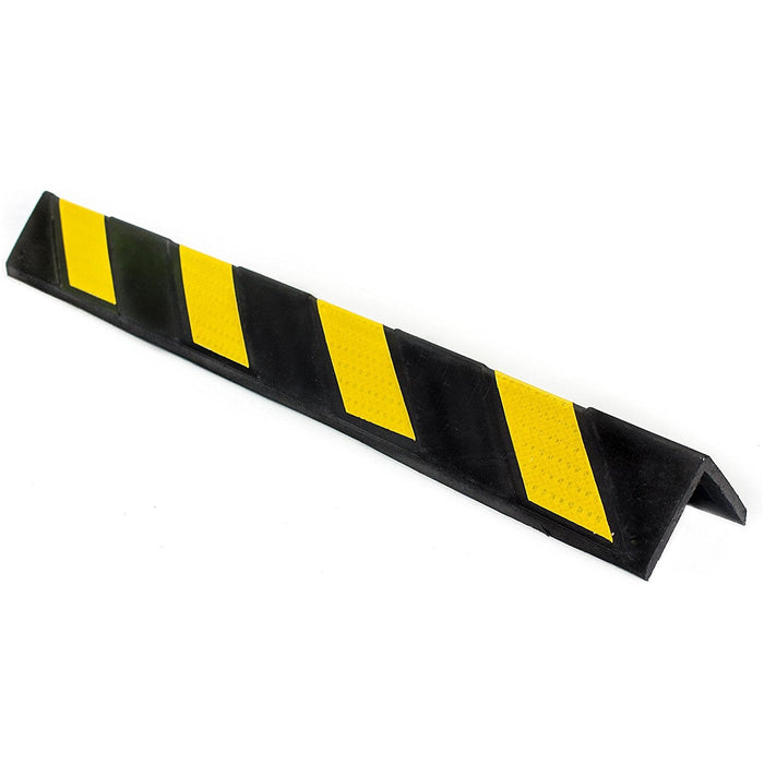 32-Inch Rubber Wall Corner Protectors | Rubber Corner Guard-RK Safety-RK Safety