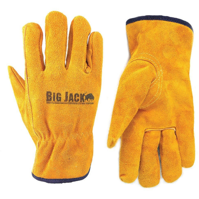 Better Grip® Premium Insulated Cowhide Leather Driver Gloves - BGBY6GD - RK Safety