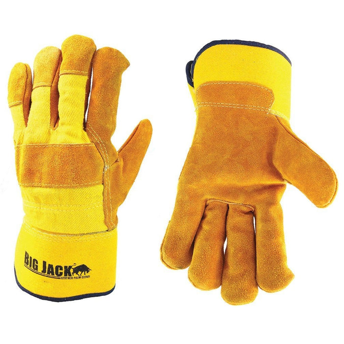 Better Grip® Premium Insulated Split Cowhide Palm Gloves - BGBY4YXL - RK Safety
