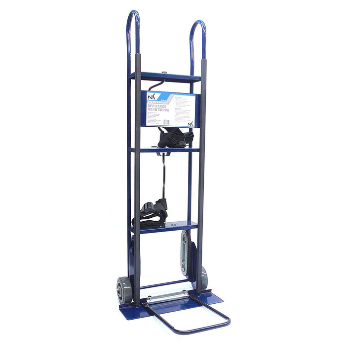 NK Heavy Duty HTS-APP Appliance Hand Truck, Steel Frame, 600 Lbs. (Local Pickup Only) - RK Safety