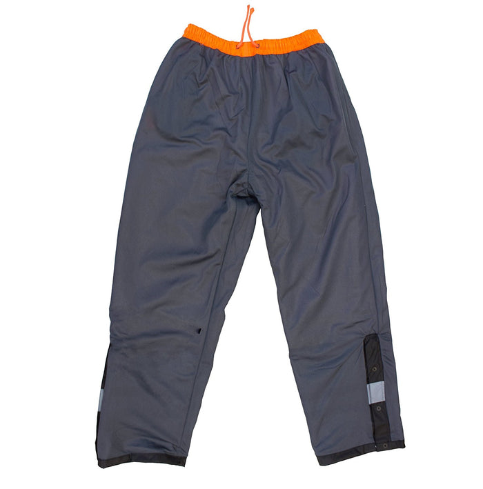 Insulated thermal lined Waterproof Rain Pants Over Trousers -WP0211 - RK Safety