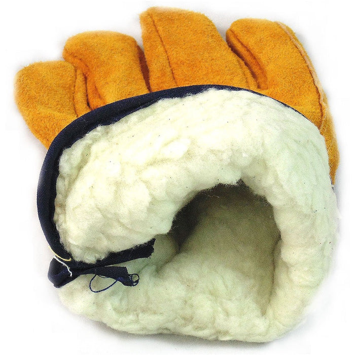 Better Grip® Premium Insulated Cowhide Leather Driver Gloves - BGBY6GD-Better Grip-RK Safety