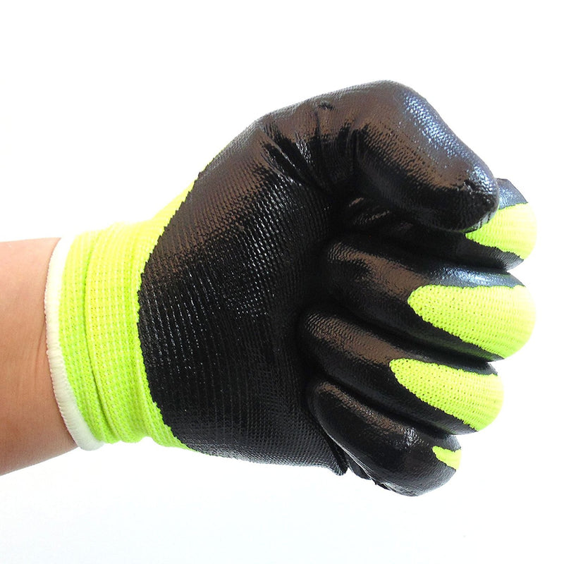 Better Grip® Seamless Knit Nylon Nitrile Coated Gloves - BGNITRILE-Better Grip-RK Safety