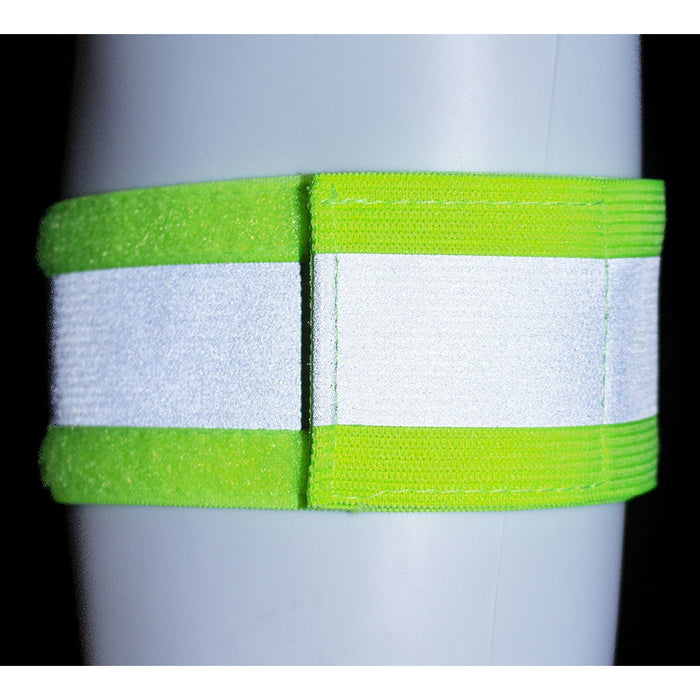 RK High Visibility Reflective Bands - Lime-New York Hi-Viz Workwear-RK Safety