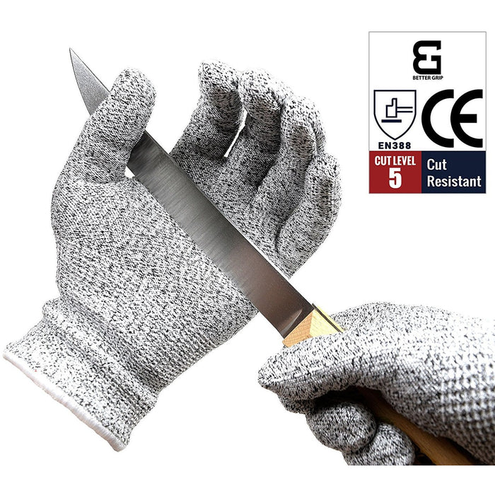 Better Grip® Cut Resistant Gloves - BGCR - RK Safety