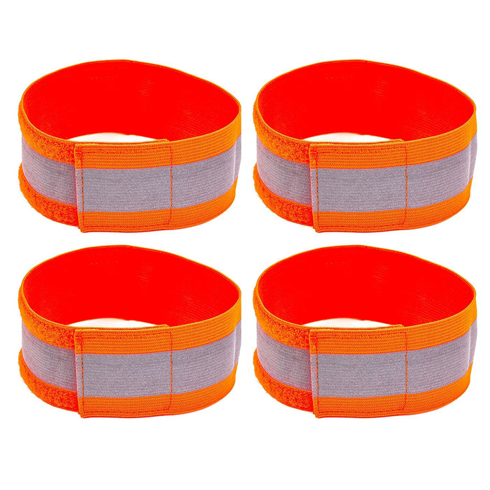 RK High Visibility Reflective Bands - Orange-New York Hi-Viz Workwear-RK Safety
