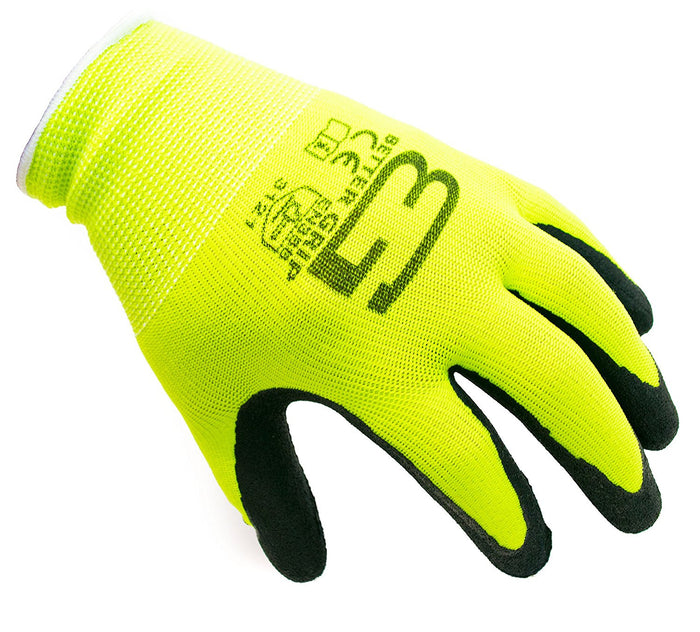 Better Grip® Polyester Foam Latex Coated Work Gloves - BGF-Better Grip-RK Safety