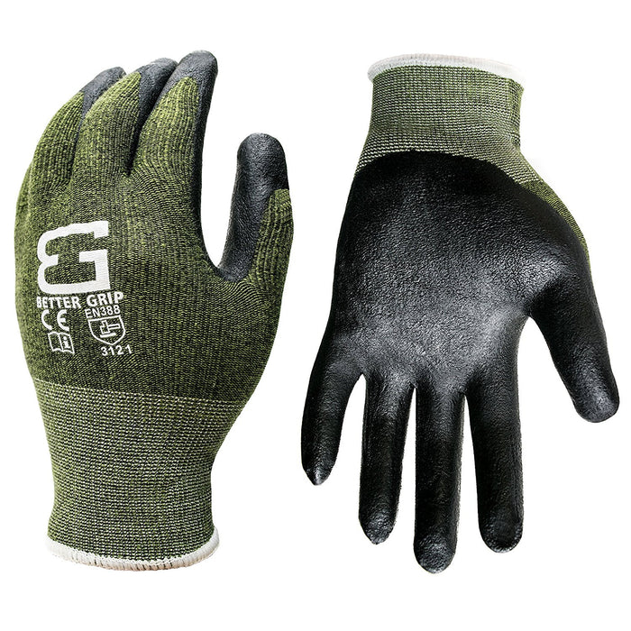 Better Grip Bamboo Gardening Work Gloves (1 Pair) - BGS-GNBB - RK Safety