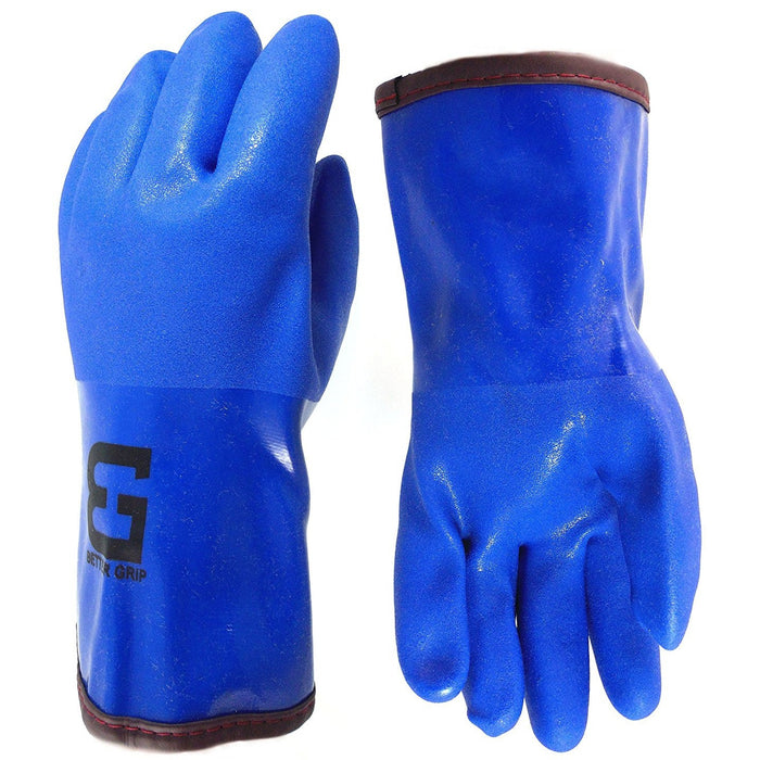 Better Grip® Double Coated PVC Insulated Gloves -BG12WINTERB-Better Grip-RK Safety
