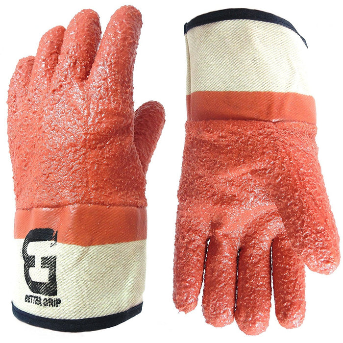 Better Grip® Raised Finish Monkey Grip Jersey Glove -BG23173 - RK Safety