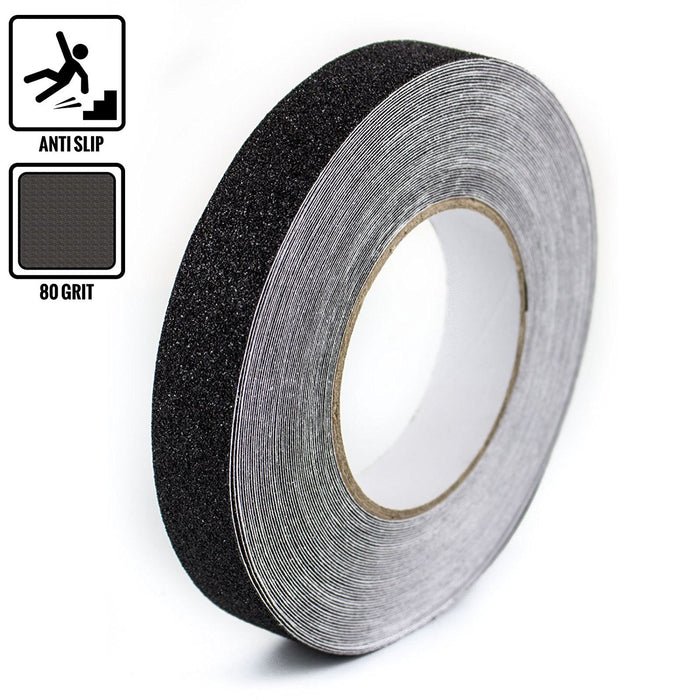"RK Safety 1"" x 60"" Anti Slip Track Tape Black Color-RK Safety-RK Safety"