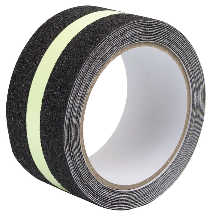 RK Safety RK-AST214GD Anti Slip Track Tape Glow in Dark (2 Inch x 14 Foot, Glow in Dark)-RK Safety-RK Safety