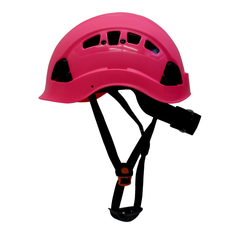 RK-SAFETY Adjustable ABS Climbing Helmet, 6-Point Suspension, Designed for Climbing, Riding and Construction-RK Safety-RK Safety