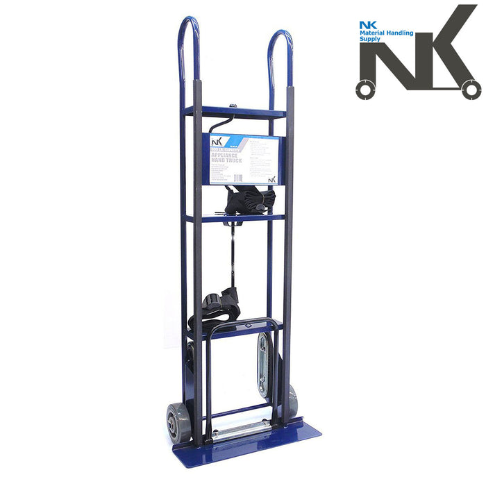 NK Heavy Duty HTS-APP Appliance Hand Truck, Steel Frame, 600 Lbs. (Local Pickup Only)-NK-RK Safety