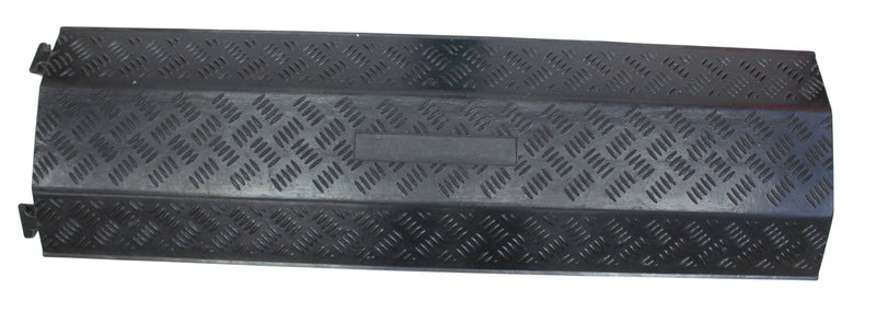 RK Safety RK-CR5 Dual Channel Cable Cord Protector Ramp-RK Safety-RK Safety